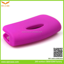 Best selling car key silicone cover, smart key case