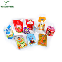 Plastic disposable bags liquid food packaging,water plastic bag