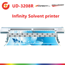3.2m FY-3208R Infinity cheap solvent printer Available 4 or 8 heads with Seiko head brand flex banner printing machine price