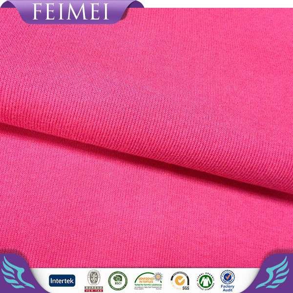 Feimei Knitting High Quality kain cotton Jersey fabric supplier