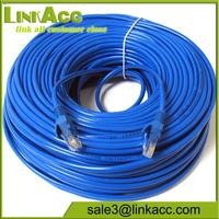 200FT RJ45 CAT5 CAT5E BLUE ETHERNET LAN NETWORK CABLE