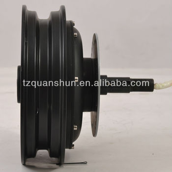 "10"" 1000W 205 35H V1 Single Shaft Hub Motor"