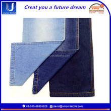 indigo high quality twill yarn cotton jeans denim fabric