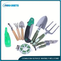 Garden tools in colored box ,h0t3K types of garden tool set for sale
