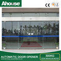 Frameless glass doors,infrared sensor automatic door,sliding glass door opener