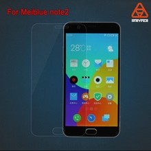 Top supplier Manufacture supply perfect fit tempered glass screen protector for For Meiblue note2 smartphone