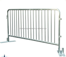 anping factory Temporary Hot Dip Events Galvanized Crowd Control Barriers/Fencing for Sale