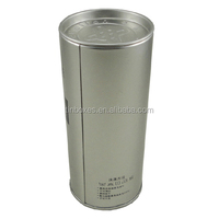 round shape candy round tin box for biscuits