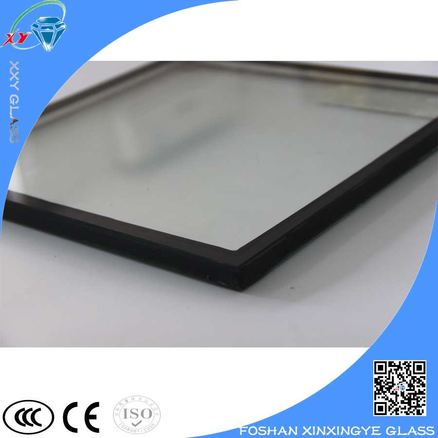 heat transparent clear reflective insulation glass coating for sale