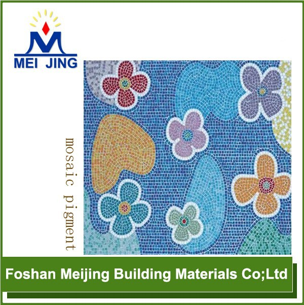 high quality pigment for floor tile polishing wax mosaic factory