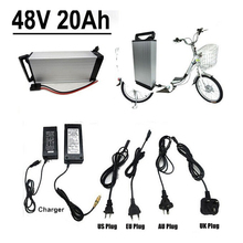 48V 20A li ion battery pack lifepo4 battery electric scooter battery pack 48v