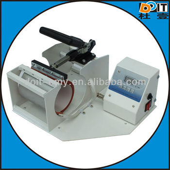 digital mug heat press machine, sublimation mug heat press machine