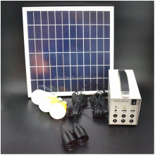 9Ah 15w Home Solar Power System Kit Information In Hindi