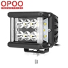 "New Product 10-30V 4x4 Offroad 4"" 60W Dually Side Shooter Led Work Cube Light"
