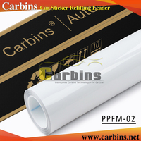 Factory price PVC vinyl rolls car paint protection wrapping film