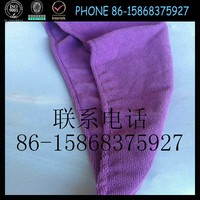 hair drying towel turban/microfiber hair towel