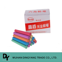 Hot sale school white chalk for school classrooms