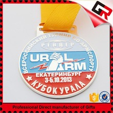 to enjoy high reputation at home and abroad engrave sliver souvenir medal
