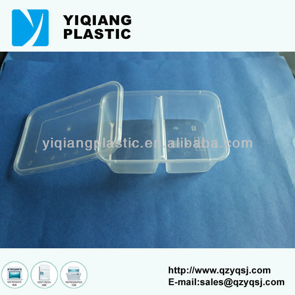 Takeaway disposable party tray