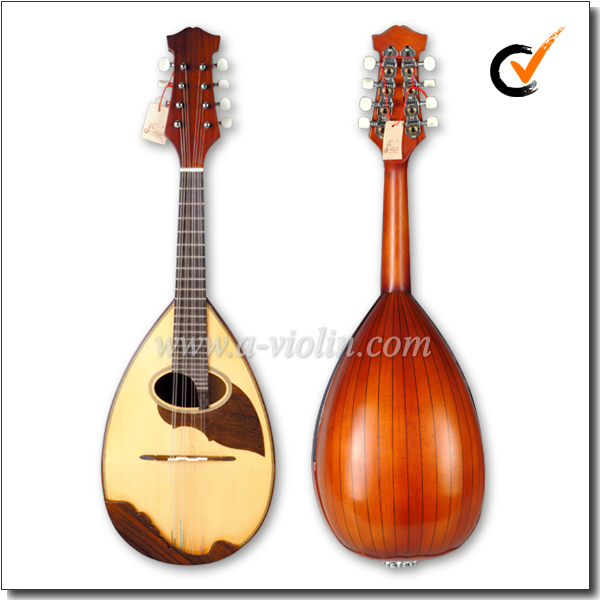 Round back Japanese style Solid Mandolin (AM20)