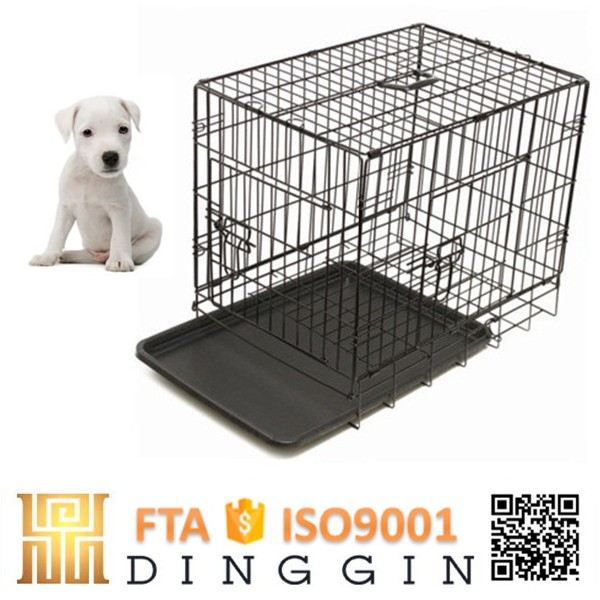 Design beautiful wire mesh dog kennel
