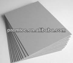 Best Sale Grey Cardboard/Chipboard in sheets
