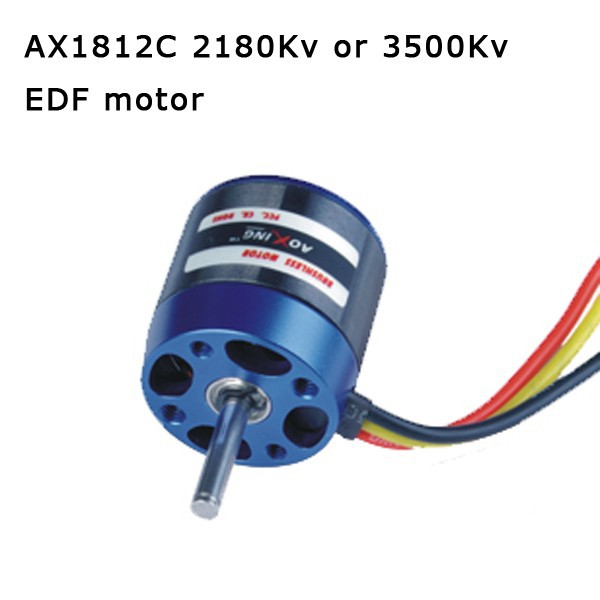 dc brushless motor for ESC 15A AX-1812C