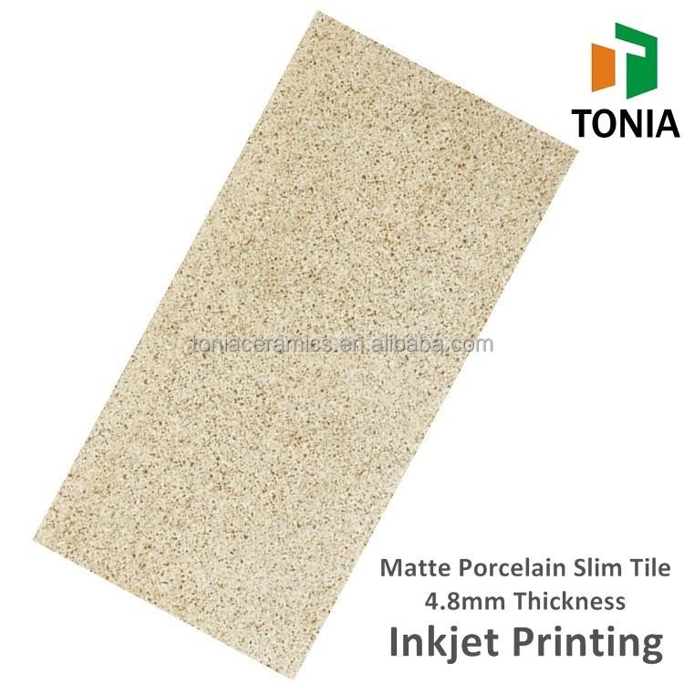 600x1200 Imitating Granite Floor Tile Matt Porcelain Slim Tile
