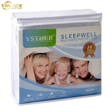Classic Plus White Color Hypoallergenic Waterproof Mattress Protector