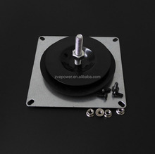 Toroidal transformer mounting bracket / ring cow mounting base 110x110