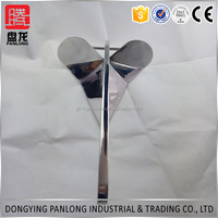SGS AND ISO CERTIFICATE STAINLESS STEEL DELTA ANCHOR