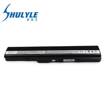 High Quality Li-ion Battery for ASUS A32-K52 Tablet A52 K52 Series