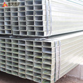 50*50*4.0mm Galvanized hollow section steel pipe steel tube