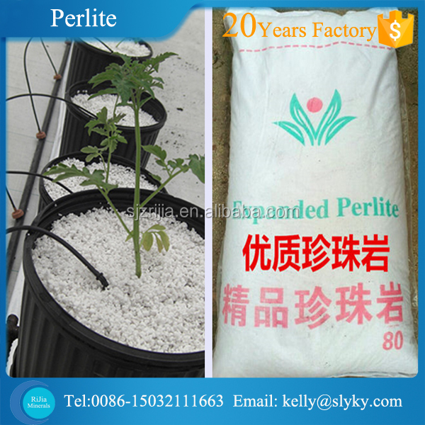 Pupuk Perlite grow fertilizer Expanded Perlite
