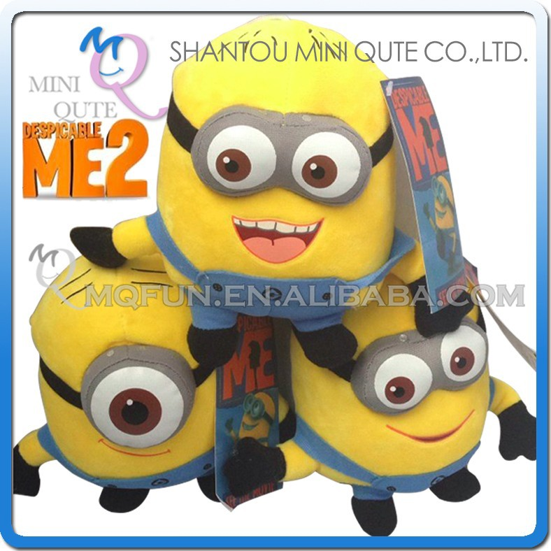 Mini Qute America cartoon 25 cm despicable me model stuffed plush dolls kids collection educational toys NO.MQ 032