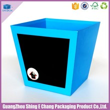 Wholesale Plastic Creative Blue Box Storage Multipurpose Storage Box For Plastic Storage Box Drawer