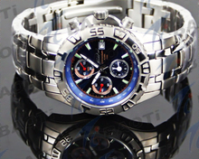 Hot Sale Mens Titanium Wrist Watches