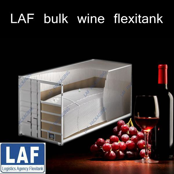 Supply LAF Reefer Flexitank/Flexibag for juice Concentrates Transport