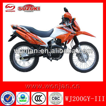 BROZZ 200cc Off road Dirt Bike Motorcycle