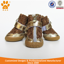 JML Breathable Fashion Anti Slip Extra Small Dog Boots for Paws