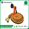 Expandable hose with 2 layers inner tube and 7 patterns sprayer for garden&home