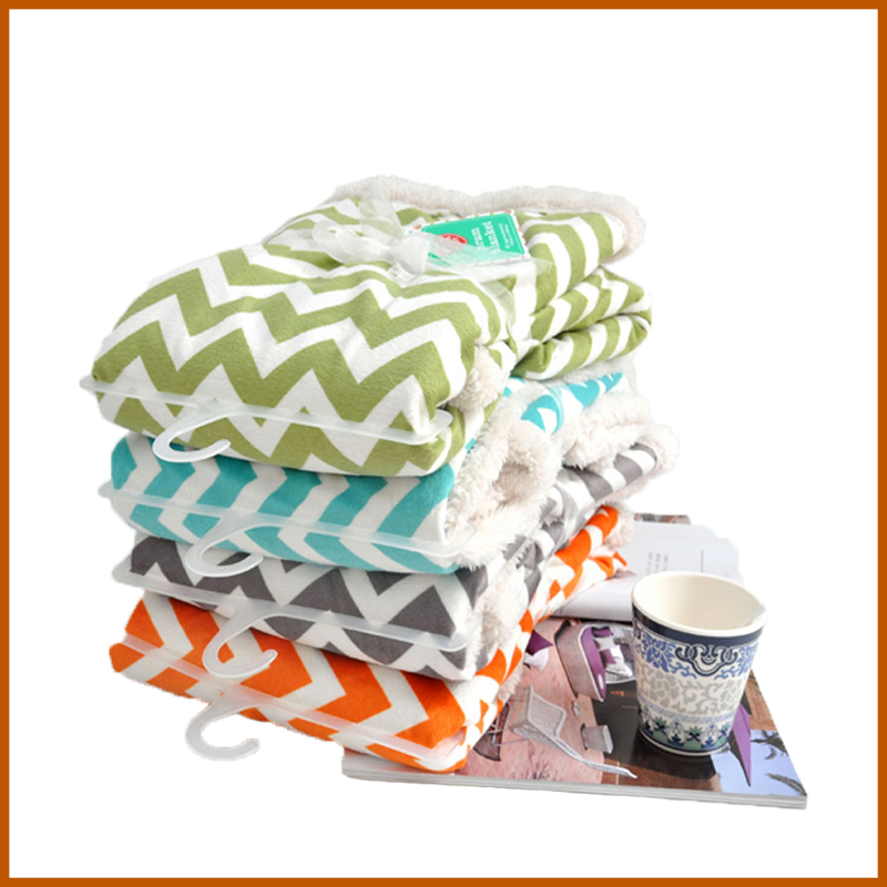 Best Price Soft Warm Throw Fleece Blanket In China