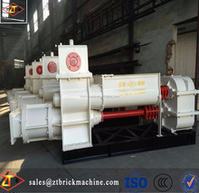 China Top Quality Clay Brick Machine Red Soil Fire Brick Making Machine Fly Ash Mud Vacuum Extruder For Sale