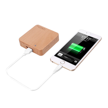 Lithium Polymer battery 1.5A/5V Universal Portable Cell Phone Travel Charger Square Power Bank