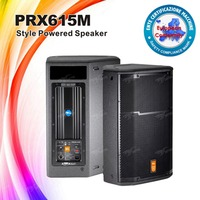 "PRX615M 15"" two-way recognizable power pa speaker"
