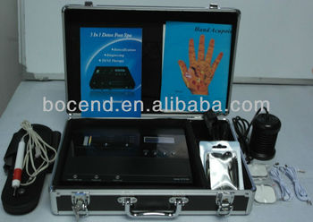 Acupuncture therapy system detox foot spa buy pain for Acu salon prices