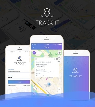 Vehicle Family Pet Asset GPS Tracking Software Development Phone APP