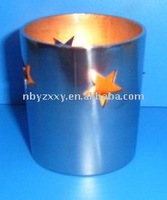 metal tealight candle holder