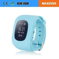Support SMS Query And Remote Monitoring Cell Phone Kids Smart Watch
