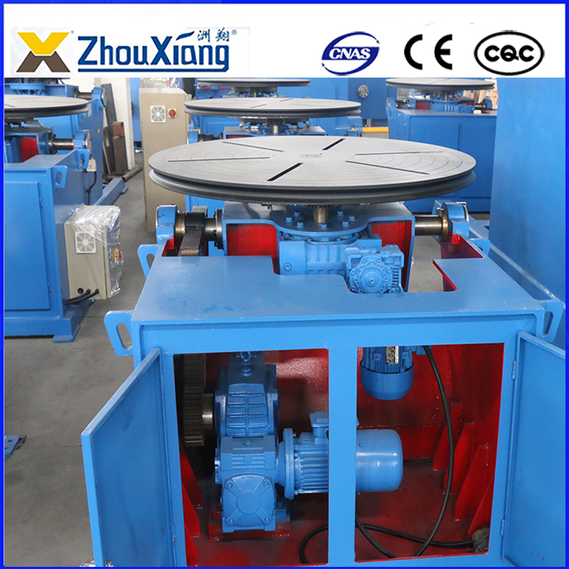 Newest Design Easy to Operate Turntable Small Welding Positioner